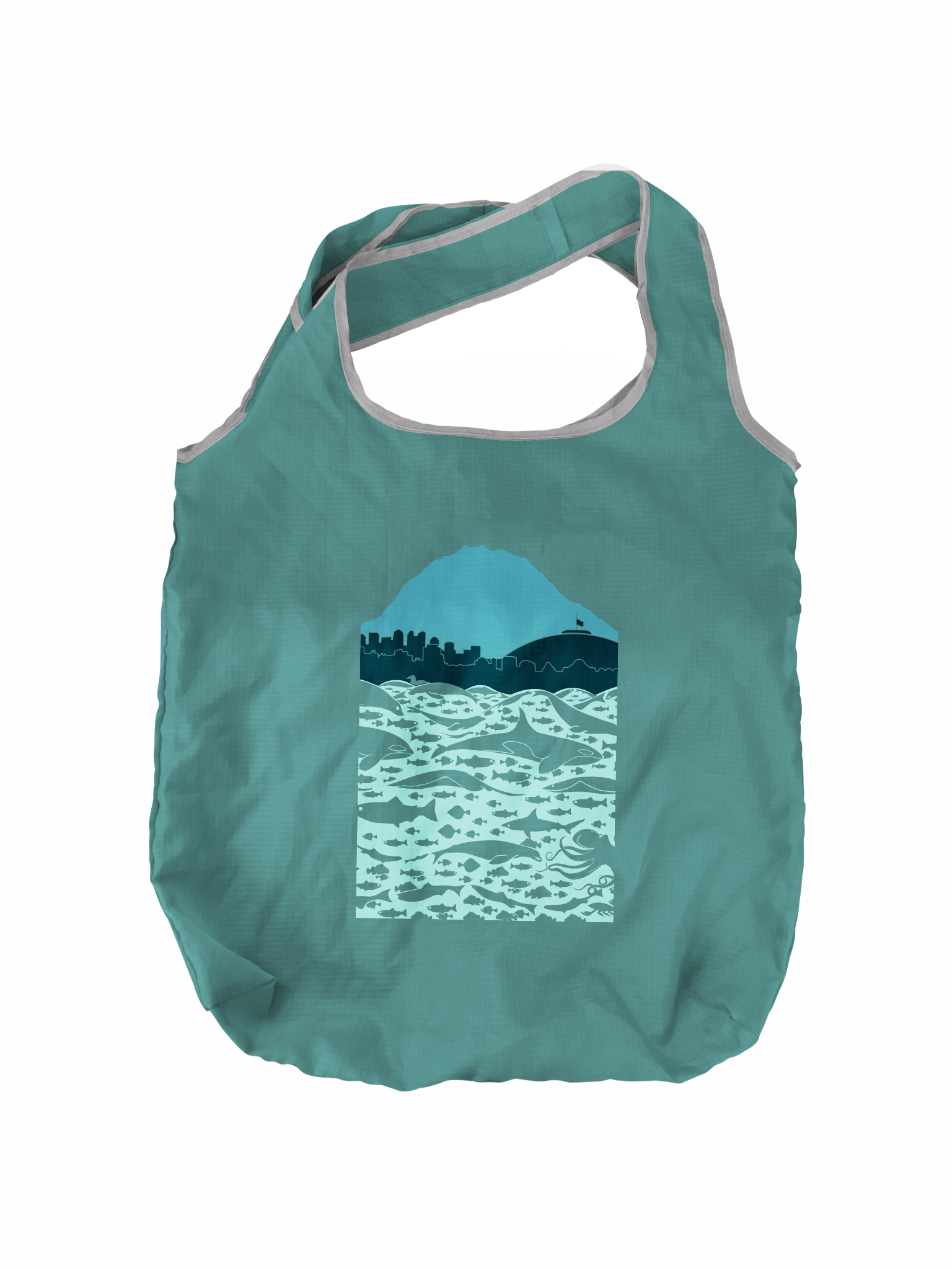Reusable bags available